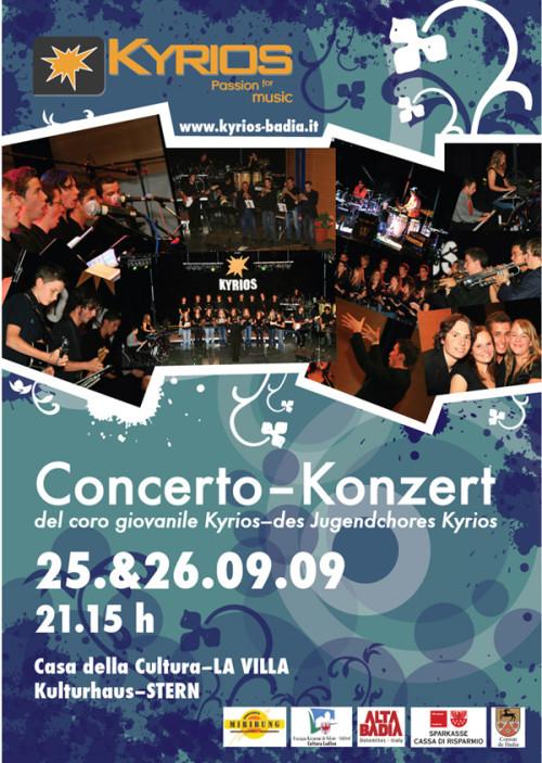 Konzert September 2009