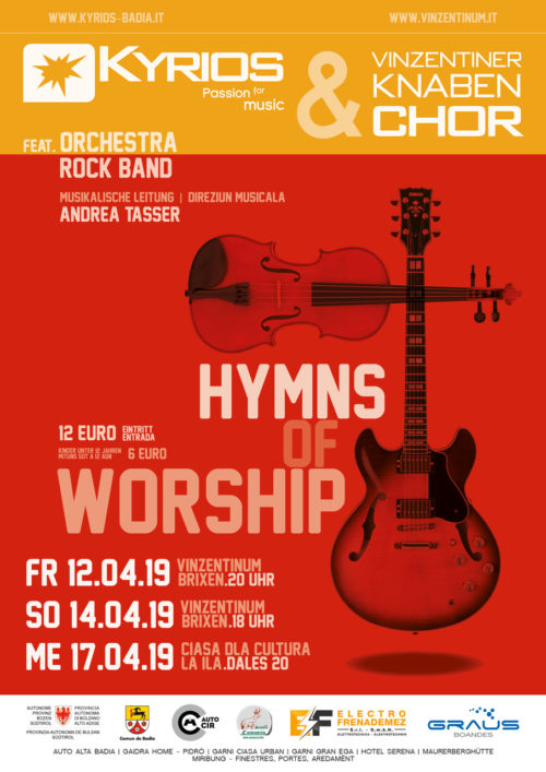 Hymns of worship